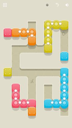 "••Blockwick 2•• (u.i.) by Kieffer Bros. 2015-03 • $3 iOS app game • ""slide and match puzzle • 3D • http://kiefferbros.com/blockwick2/"