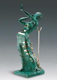 Woman Aflame Bronze Sculpture 1980 by Salvador Dali - Lost Wax Process Selling Art Online, Online Art, Moleskine, Dali Paris, L'art Salvador Dali, Galerie D'art, Bronze Sculpture, Les Oeuvres, Sculpting