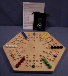 labyrinth board game instructions