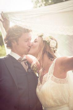 Un beau jour : Daphné & Thomas | Blog mariage, Mariage original, pacs, déco