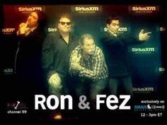 Ron & Fez - Ron Apologizes