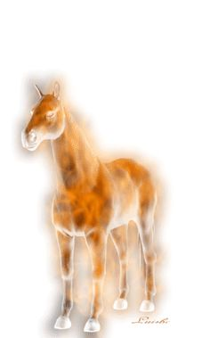 Fire horse III by *luisbc on deviantART gif Just click on gif see motion