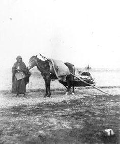 Cree woman - circa 1890