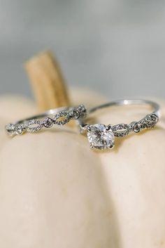 18 Amazing Kirk Kara Engagement Rings ❤ See more: http://www.weddingforward.com/kirk-kara-engagement-rings/ #wedding #engagement #rings