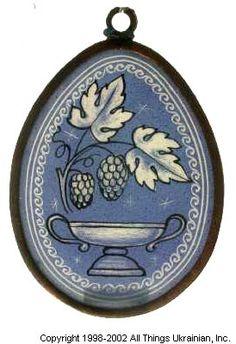Stained glass Easter Egg Pysanky # UA02-2064 from Ukraine. http://www.allthingsukrainian.com