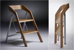 Usit Stylish Stepladder Chair Combo – vurni