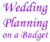 How to Plan a Wedding on a Small Budget The cake idea is good! Also purchasing a used dress is a very good idea :)
