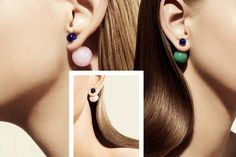 Dior Mise En Dior Pearl Earring Collection