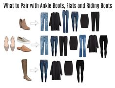 Ask Alison: Proper Pants Lengths to Pair with Shoes