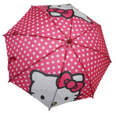 I found 'Sanrio Hello Kitty Umbrella' on Wish, check it out!