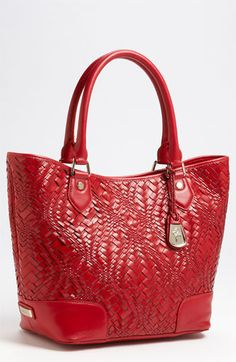 Cole Haan 'Optical Weave - Serena Small' Tote available at #Nordstrom