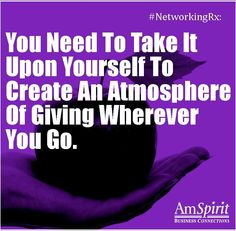 #NetworkingRx: How can you find ways to help someone you just met?