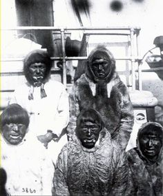 Eskimo - Inuit ... Inuit Artifacts History