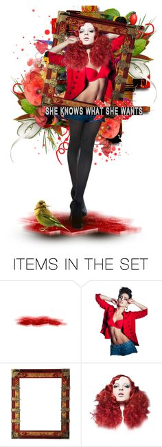 """I Know..."" by frism ❤ liked on Polyvore featuring art, dollmaker and dollcommunity"