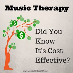 Let's face it. Therapy is expensive. Especially if you don't have insurance, then it's a whole other realm of expensive. Fortunately, music therapy doesn't have to be unobtainable to those who trul...