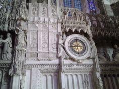 intérieur cathédrale..