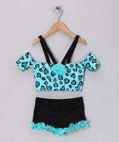 got for b's birthday.  Lexi Luu has such cute dance clothes!