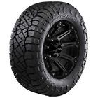 Black CWO Wheels Package of 4 wheels Nitto Ridge Grappler, Performance Tyres, All Season Tyres, Truck Tyres, All Terrain Tyres, Dodge Ram 1500, Ford Raptor, Brake Rotors, Black Walls