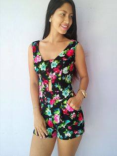 Diacks Floral Fashion, Trendy Fashion, Girl Fashion, Fashion Outfits, Womens Fashion, One Piece Dress, Two Piece Outfit, Cool Outfits, Casual Outfits