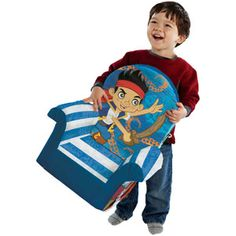 Marshmallow High Back Chair, Disney Jake and the Neverland Pirates