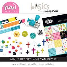 Winners of our FAVORITE bible journaling GOODIES!!!! - Illustrated Faith - Illustrated Faith