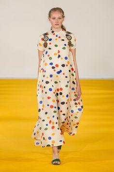 Emilia Wickstead | London Fashion Week | Spring 2017 | Details