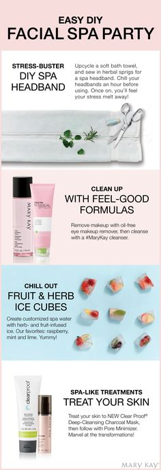 9 best skin spired images on pinterest beauty consultant mary kay summer stressors can wreak havoc on skin why not get some girlfriends together and have facial productsspa solutioingenieria Image collections