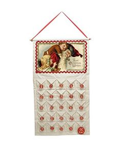 Primitives by Kathy Best Wishes Advent Calendar *** Click image to review more details.