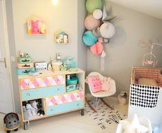 La chambre bébé de Lila Rose