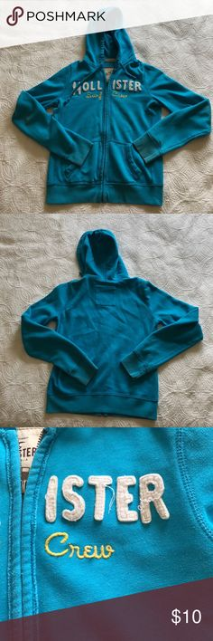 Hollister Blue Hoodie Size Medium Hollister Blue Hoodie Size Medium 🔹Fabric shows some pilling. See pics for detail ✅Offers Welcome w/Offer Button 🚫Trade 🚫PP 💰30%OffBundle 📦Ships1Day. Hollister Tops Sweatshirts & Hoodies