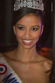 Flora Coquerel _ Miss France 2014