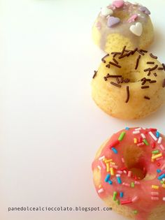 A Whoopie believed a Donut | PANEDOLCEALCIOCCOLATO