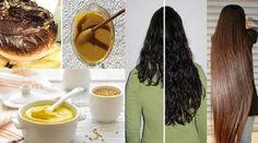 Aprenda três soluções caseiras para deixar seu cabelo gigante. Descubra como acelerar o crescimento dos fio usando apenas ingredientes naturais.