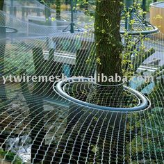 Aviary mesh,Rope Mesh,Animal enclosure-in Steel Wire Mesh from Home Improvement on Aliexpress.com