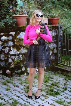 Coco et La vie en rose - Outfit of the day