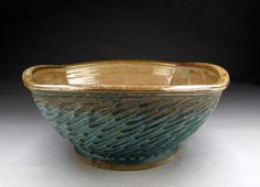 Handmade Ceramic Vessel Sink For Your Bathroom by jeffbrownpottery, $450.00