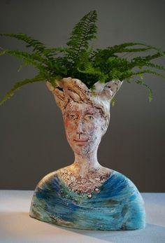 large busts | Sally Ceramics