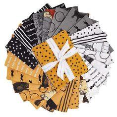 Goose Tales Fat Quarter Bundle by J. Wecker Frisch for Riley Blake Designs Fat Quarter bundles include 24 Fat Quarters. 100% cotton.