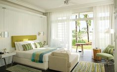 Upscale beach house bedrooms - - Yahoo Image Search Results