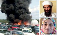 Sana Bin Laden assassinated on the way to give evidence at The Chilcott Enquiry