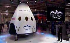 SpaceX anuncia nueva nave espacial reutilizable capaz de aterrizar en cualquierlugar