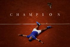 Rafa gets La Decima at RG!!!