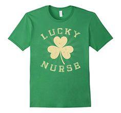 Men's Nurse St. Patrick's Day Irish T-Shirt - Lucky Nurse... https://www.amazon.com/dp/B06XCKPX7J/ref=cm_sw_r_pi_awdb_x_y0xTybZ2KBSQK