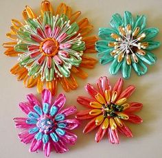 This is a excellent website for flower looms of all kinds! Lots of instructions, tutorials, and inspiration!