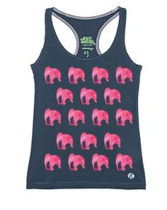 Pink Elephants on Parade!