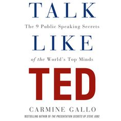 Talk Like TED: The 9 Public Speaking Secrets of the...: Talk Like TED: The 9 Public Speaking Secrets of the World's Top Minds… #Business