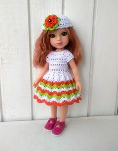 Clothes for dolls Paola Reina doll (12