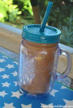 Whole 30 Iced Coffee by krystalskitsch, via Flickr