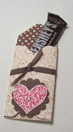 Personally Yours : Stampin' Up! Envelope Punch Board: Valentine