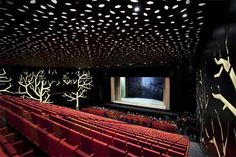 i want a mini movie theater in my house and i want those stars and trees !